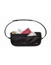 Torebka PacSafe CoverSafe sekretny portfel czarny