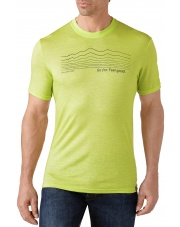 Koszulka Smartwool M GRAPHIC TEE - SLIM FIT