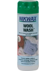 Płyn do prania Nikwax WOOL Wash 300ml NI-90