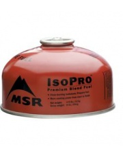 Pojemnik gazowy MSR Iso Pro 113g