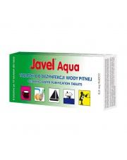 Tabletki do uzdatniania wody pitnej JAVEL 60szt.