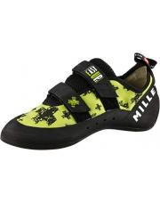 Buty wspinaczkowe Millet  EASY UP - kolor black/sulfur
