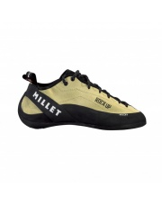 Buty wspinaczkowe Millet M ROCK UP - kolor golden green