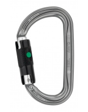 Karabinek Petzl AM'D BALL LOCK