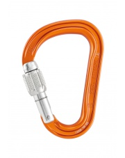 Karabinek Petzl ATTACHE Screw Lock M35SL