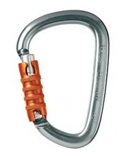 Karabinek Petzl WILLIAM Triact Lock M36TL
