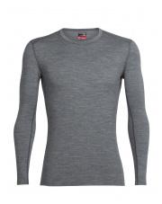 Koszulka Icebreaker M TECHTOP LS CREWE grey