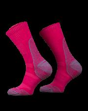 Skarpety COMODO TRE12  pink