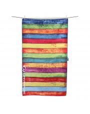 Ręcznik Lifeventure RECYCL.SOFTFIBRE TREK G. striped planks