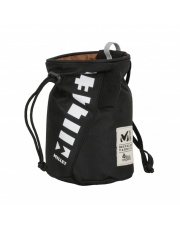 Woreczek na magnezję Millet GRANITE CHALK BAG black