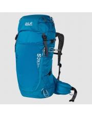 Plecak Jack Wolfskin CROSSTRAIL 30 ST blue jewel