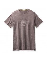Koszulka Smartwool Merino Sport 150 Sunrise Mountains  sparrow heather