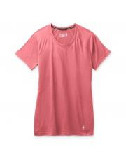 Koszulka Smartwool W Merino 150 SS Boxed rose