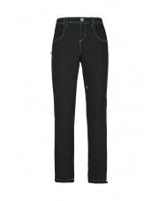 Spodnie wspinaczkowe damskie E9 ILI black denim