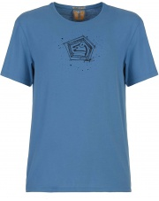 Koszulka wspinczkowa E9 BUG cobalt blue