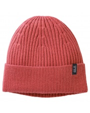 Czapka Jack Wolfskin COSY CAP OS coral red