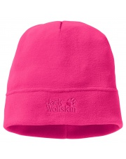 Czapka Jack Wolfskin REAL STUFF One Size pink