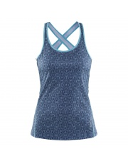 Koszulka Craft W MIND SINGLET blue/navy