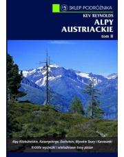 Przewodnik Alpy Austriackie t.II