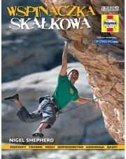 Podręcznik WSPINACZKA SKAŁKOWA Nigel Shepherd