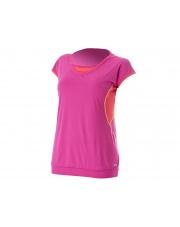 Koszulka Berghaus W VAPOUR SS CREW pink