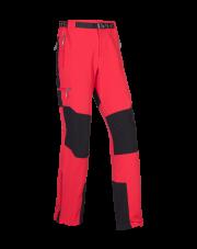 Spodnie Milo BRENTA extendo czerwony
