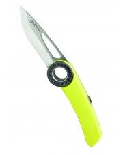 Nóż Petzl SPATHA S92A żółty