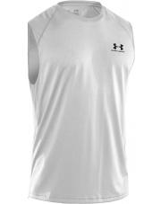 Koszulka UA ARMOUR HG COMPRESSION SL  white