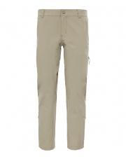 Spodnie TNF W EXPLORATION PANT beige